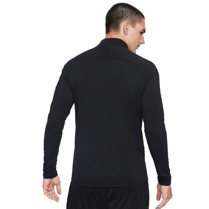 M Nk Df Acd21 Dril Top Erkek Siyah Futbol Uzun Kollu Tişört CW6110-015 1203613