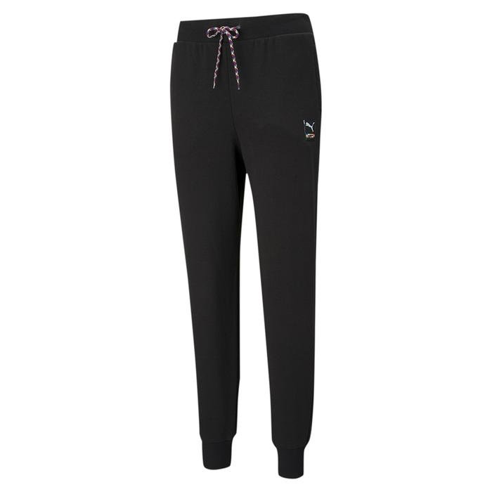 Pi Knit Track Kadın Siyah Günlük Stil Eşofman Altı 59970901 1218952