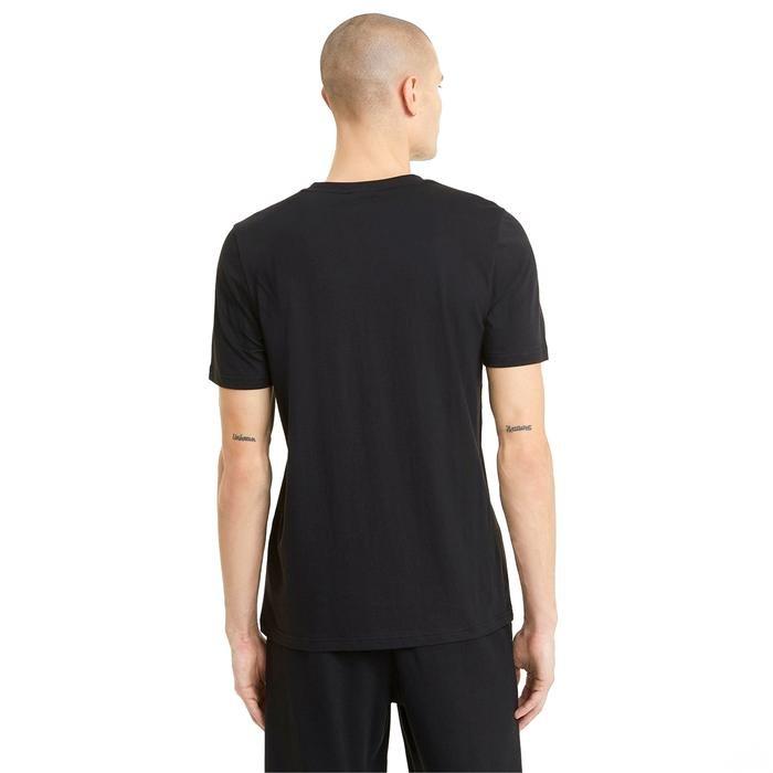Intl Tee Erkek Siyah Günlük Stil Tişört 59980451 1219098