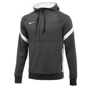 M Nk Flc Strke21 Hz Hoodie Erkek Siyah Futbol Sweatshirt CW6311-011