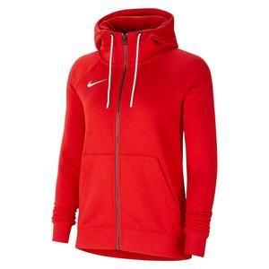 W Nk Flc Park20 Fz Hoodie Kadın Kırmızı Futbol Sweatshirt CW6955-657