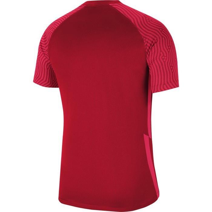 M Nk Df Strke II Jsy Ss Erkek Kırmızı Futbol Tişört CW3544-657 1271913