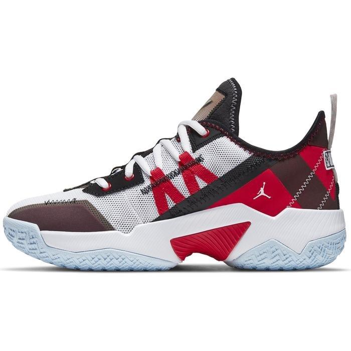 Jordan One Take II (Gs) Unisex Beyaz Basketbol Ayakkabısı CZ0840-106 1274570