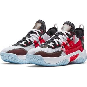 Jordan One Take II (Gs) Unisex Beyaz Basketbol Ayakkabısı CZ0840-106