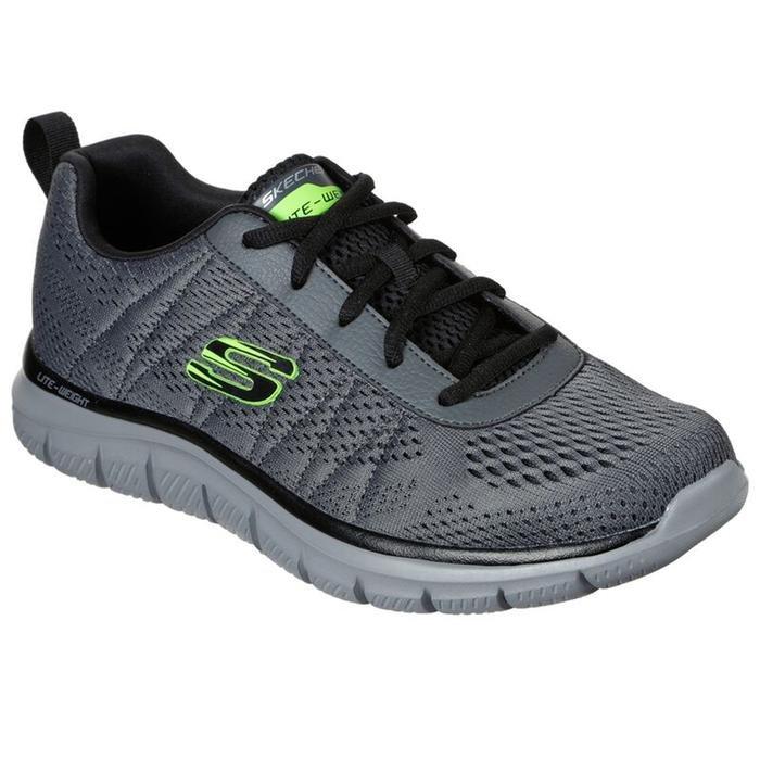 Track - Moulton Erkek Gri Yürüyüş Ayakkabısı 232081 CCBK 1275433