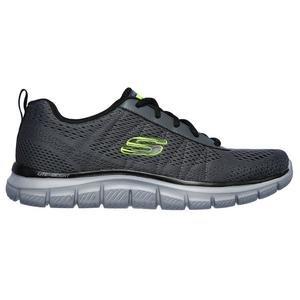 Track - Moulton Erkek Gri Yürüyüş Ayakkabısı 232081 CCBK