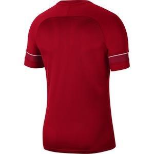 M Nk Df Acd21 Top Ss Erkek Kırmızı Futbol Tişört CW6101-657