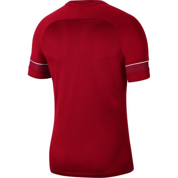 M Nk Df Acd21 Top Ss Erkek Kırmızı Futbol Tişört CW6101-657 1271468