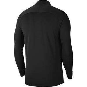 M Nk Df Acd21 Dril Top Erkek Siyah Futbol Uzun Kollu Tişört CW6110-014