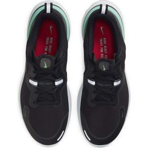 React Miler Erkek Siyah Koşu Ayakkabısı CW1777-013