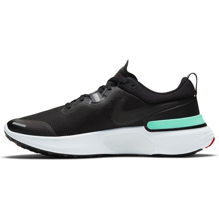 React Miler Erkek Siyah Koşu Ayakkabısı CW1777-013 1273997