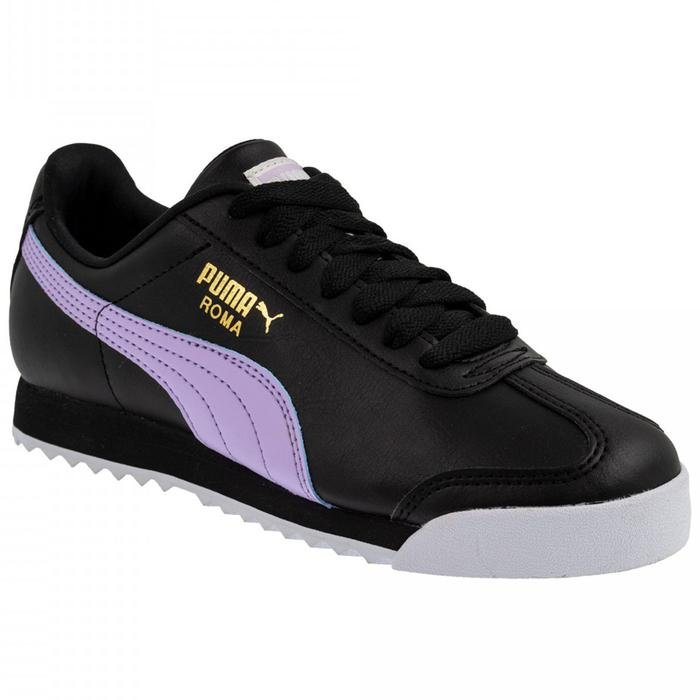 Roma Basic + Unisex Siyah Günlük Ayakkabı 36957128 1207356