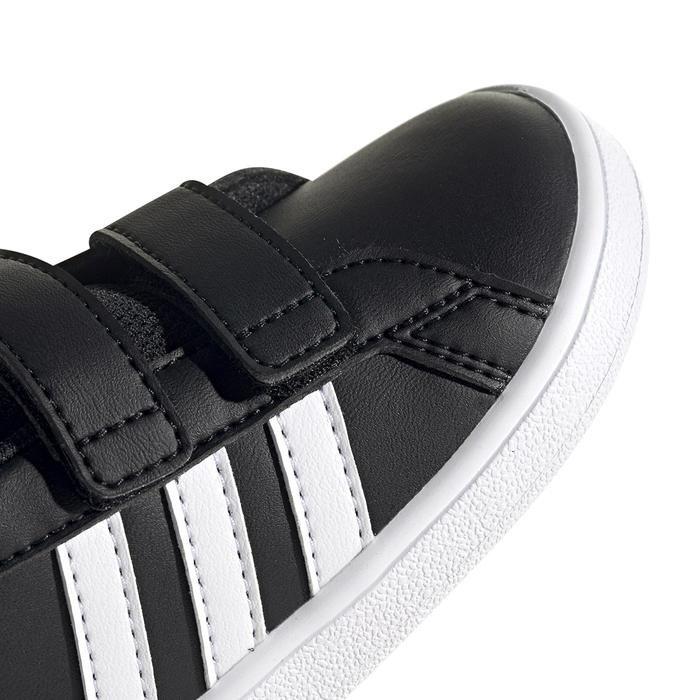 Grand Court I Unisex Siyah Günlük Ayakkabı EF0117 1148214