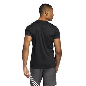 Run It Tee M Erkek Siyah Koşu Tişört FL6972