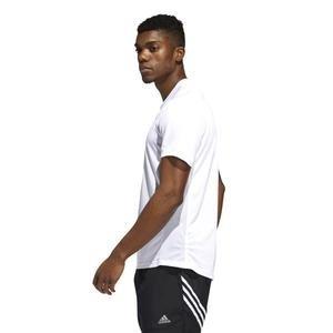 Run It Tee M Erkek Beyaz Koşu Tişört ED9292