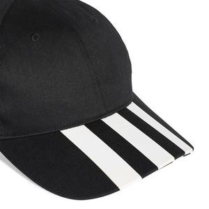 3S Bsbl Cap Unisex Siyah Günlük Stil Şapka GE6134