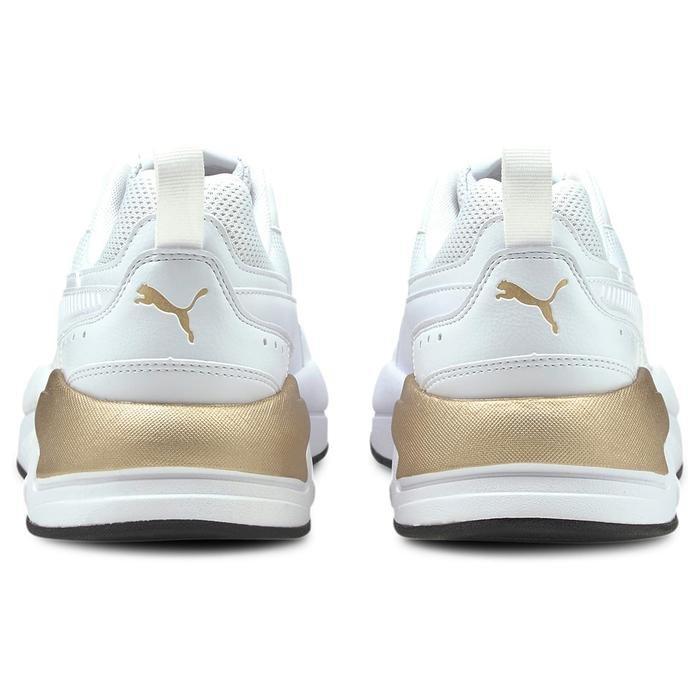 X-Ray² Square Metallic Unisex Beyaz Günlük Ayakkabı 36885502 1207244