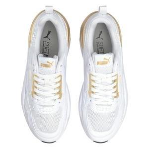 X-Ray² Square Metallic Unisex Beyaz Günlük Ayakkabı 36885502
