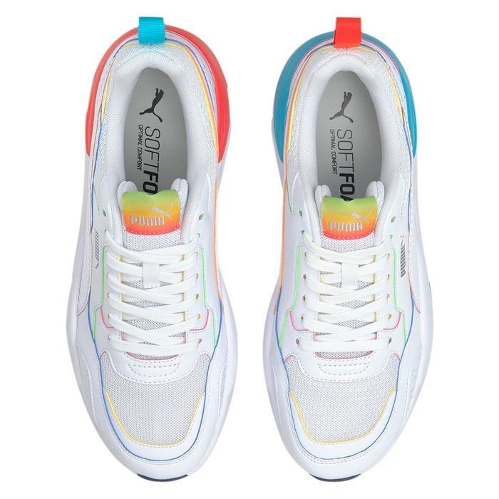X-Ray² Square Rainbow Unisex Beyaz Günlük Ayakkabı 36885601 1211188