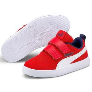 Courtflex V2 Mesh V Inf Çocuk Kırmızı Günlük Ayakkabı 37175906