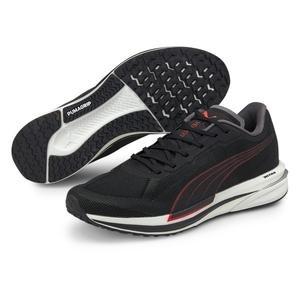 Velocity Nitro Erkek Siyah Günlük Ayakkabı 19459602