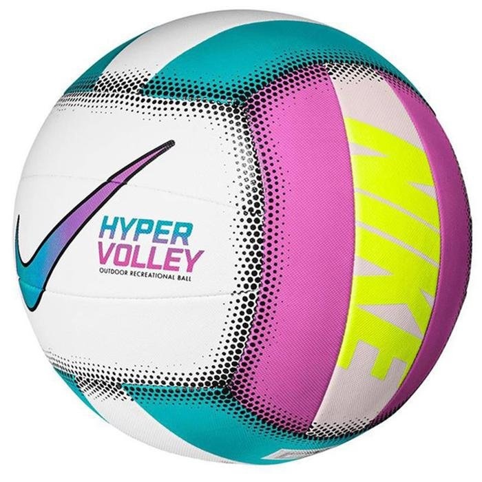 Hypervolley 18P Unisex Çok Renkli Voleybol Topu N.100.0701.978.05X 1170715