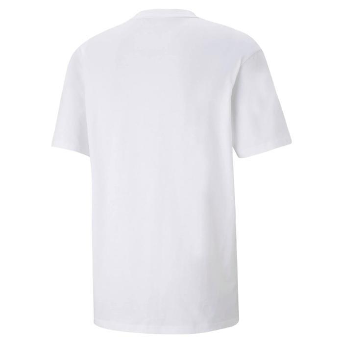 Rad Cal Tee Erkek Beyaz Günlük Stil Tişört 58576502 1217333
