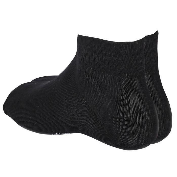 Unisex Siyah Günlük 2li Soket Çorap 2021002-SYH 1279486