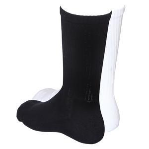 Spt Erkek Siyah - Beyaz Günlük Stil Çorap 2021003-SB