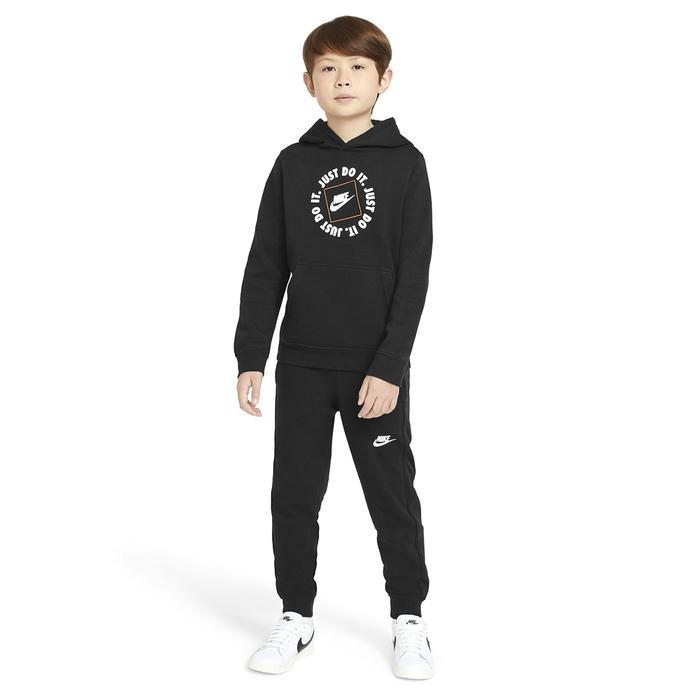 B Nsw Jdi Hoodie Çocuk Siyah Günlük Stil Sweatshirt DB3254-010 1273430