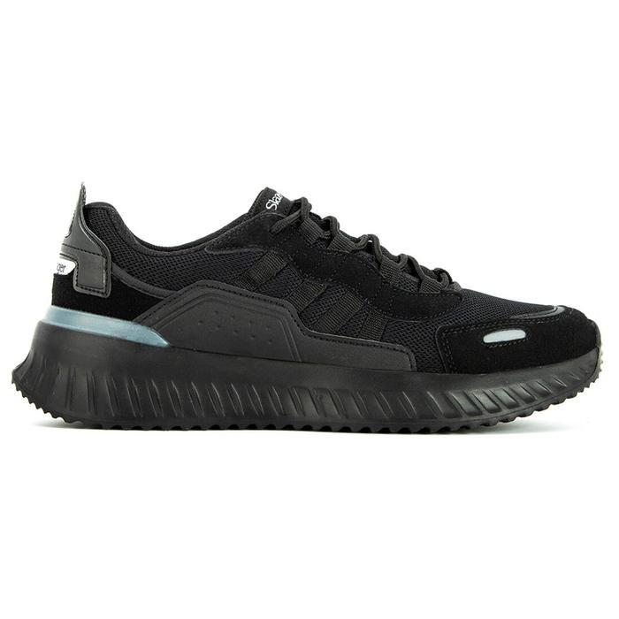 Tanda Unisex Siyah Günlük Stil Ayakkabı SA11RE006-596 1282634