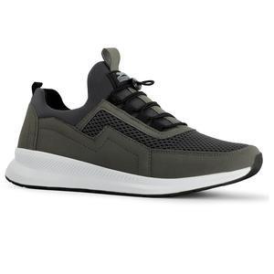 Tele Unisex Gri Günlük Stil Ayakkabı SA11RE010-230