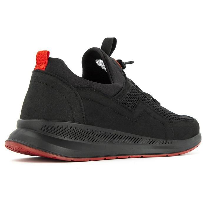 Tele Unisex Siyah Günlük Stil Ayakkabı SA11RE010-000 1282709