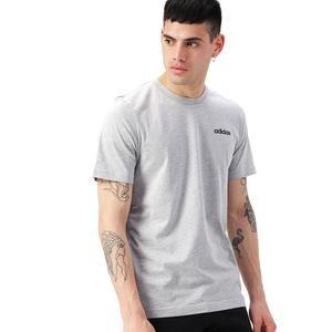 E Pln Tee Erkek Gri Günlük Stil Tişört DU0382