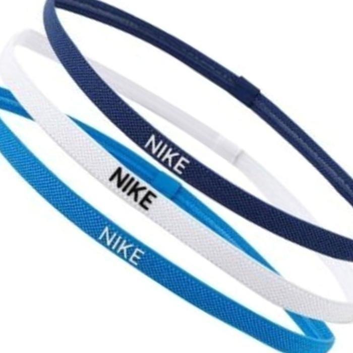 Elastic Hairbands 3Pk Unisex Gri Antrenman Saç Bandı N.000.0067.071.OS 1238118