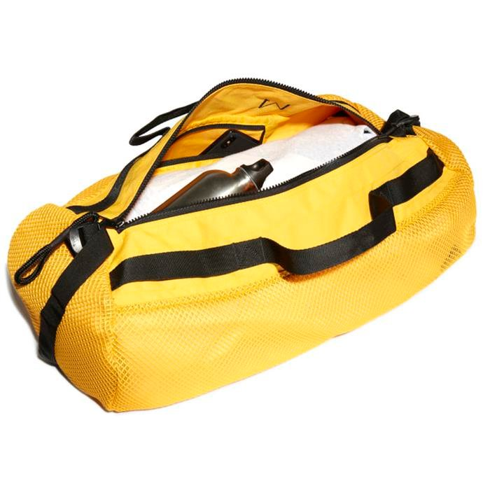 W St Duffel Ms Kadın Sarı Antrenman Çanta GM4557 1270440