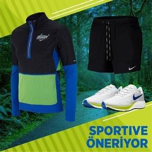 Nike Koşu Kombini