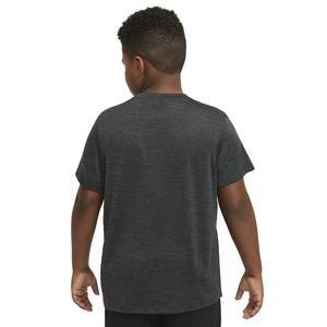 B Nk Df Hbr Ss Top Çocuk Siyah Günlük Stil Tişört DA0282-010