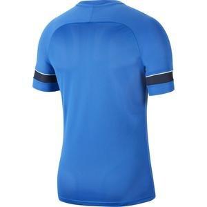 M Nk Df Acd21 Top Ss Erkek Mavi Futbol Tişört CW6101-463