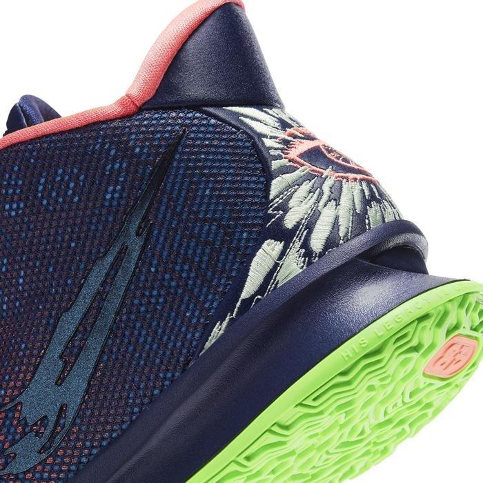 Kyrie 7 Erkek Mavi Basketbol Ayakkabısı CQ9326-401 1273043