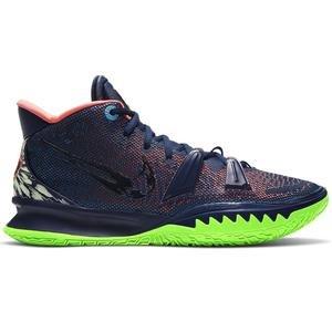 Kyrie 7 Erkek Mavi Basketbol Ayakkabısı CQ9326-401