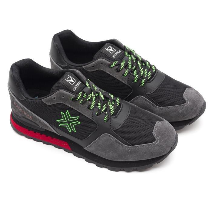 Fundemantal Multi Erkek Siyah Günlük Ayakkabı BUCK4023-BK150 1282056