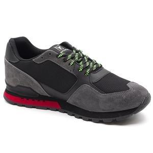 Fundemantal Multi Erkek Siyah Günlük Ayakkabı BUCK4023-BK150