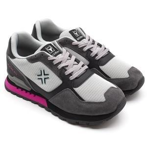 Fundemantal Multi Kadın Gri Günlük Ayakkabı BUCK4023-BK153