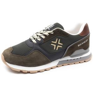 Fundemantal Multi Erkek Yeşil Günlük Ayakkabı BUCK4023-BK151