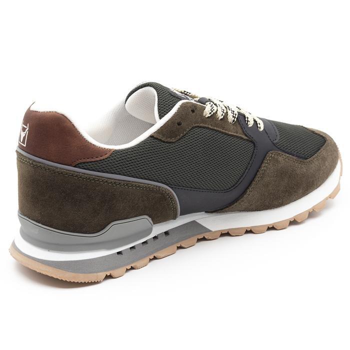 Fundemantal Multi Erkek Yeşil Günlük Ayakkabı BUCK4023-BK151 1282067