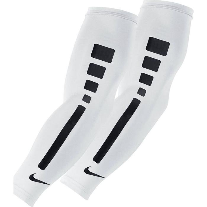 Pro Elite Sleeves 2.0 Unisex Beyaz Basketbol Kolluk N.000.2044.127.LX 1137127