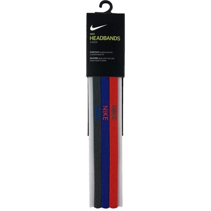 Elastic Hairbands 3Pk Unisex Çok Renkli Antrenman Saç Bandı N.JN.04.012.OS 1088431