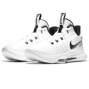 Lebron Witness V Unisex Beyaz Basketbol Ayakkabısı CQ9380-101