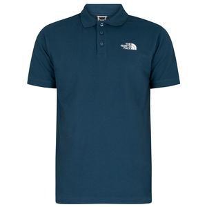 M Calpine Polo Erkek Mavi Outdoor Tişört NF0A4M8KBH71